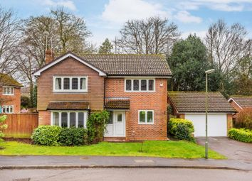 4 bed detached house for sale in Deepdene, Haslemere GU27