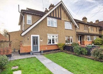 Thumbnail 3 bed end terrace house for sale in Longfield Lane, Cheshunt, Waltham Cross