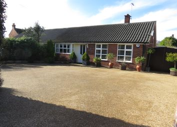 Thumbnail 2 bedroom semi-detached bungalow for sale in Fitzgerald Road, Bramford, Ipswich