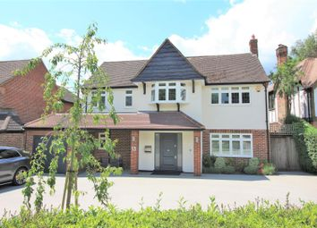 Thumbnail 4 bed detached house for sale in Williams Way, Radlett