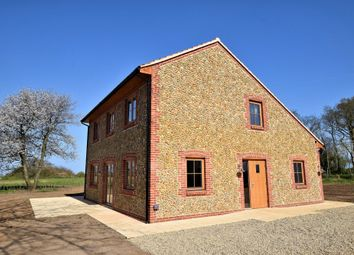 Thumbnail 3 bed detached house to rent in Langham, Holt
