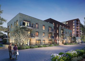 Thumbnail 2 bed flat for sale in Smithfield Square, Hornsey