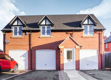 Thumbnail 2 bed property for sale in Peter Twinn Drive, Loughborough
