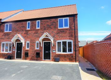 Thumbnail 3 bedroom end terrace house for sale in 67 Kingsgate Road, Chellaston
