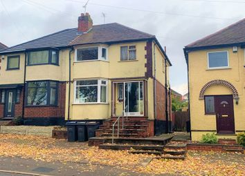 Thumbnail 3 bed semi-detached house for sale in Redhill Road, Northfield, Birmingham