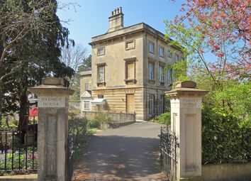 Thumbnail 2 bed flat for sale in Sydney Road, Bath