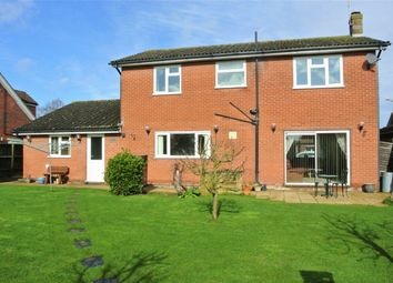Thumbnail 4 bed detached house for sale in Linden Rise, Bourne, Lincolnshire