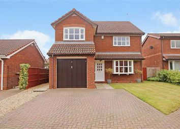 Thumbnail 4 bed detached house for sale in Holly Grange, Rhoswiel, Weston Rhyn, Oswestry
