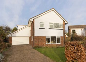 Thumbnail 4 bed detached house to rent in Brendon Close, Esher