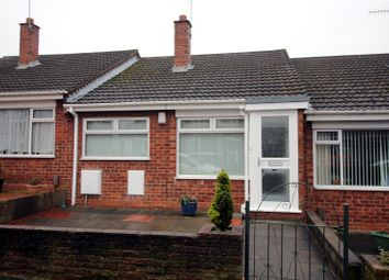 Thumbnail 2 bed terraced bungalow for sale in Gleneagles Crescent, Birches Head, Stoke-On-Trent