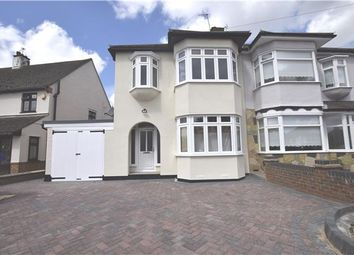 Thumbnail 3 bed semi-detached house to rent in Ayr Way, Romford
