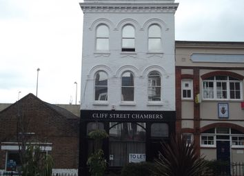 Thumbnail Office to let in Cliff Street, Ramsgate
