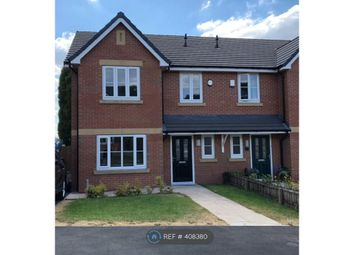 Thumbnail 4 bed semi-detached house to rent in Copper Close, Kidsgrove, Stoke-On-Trent