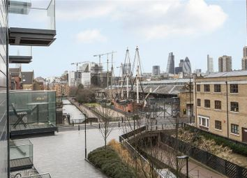 Thumbnail 1 bedroom flat for sale in Park Vista Tower, 21 Wapping Lane