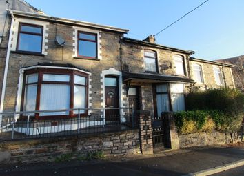 Thumbnail 3 bed terraced house for sale in Rose Villas, Elliots Town, New Tredegar