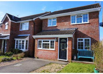 Thumbnail 3 bed detached house for sale in Oakwood, Dorchester