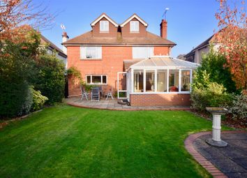 Thumbnail 5 bed detached house for sale in Melvinshaw, Leatherhead