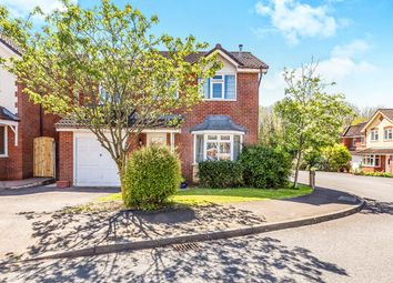 Thumbnail 4 bed detached house for sale in Springwood Close, Walton-Le-Dale, Preston