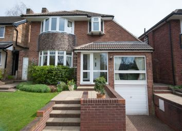 Thumbnail 4 bedroom detached house for sale in Clifton Road, Sutton Coldfield