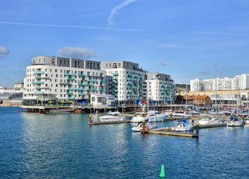 Thumbnail 2 bed flat for sale in Waterfront, Brighton Marina Village, Brighton