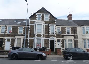 Thumbnail 2 bed flat to rent in Woodville Road, Cathays, ( 2 Beds ), G/F