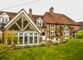 Thumbnail 3 bed cottage for sale in Nether Wallop, Stockbridge, Hampshire
