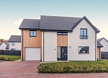 Thumbnail 4 bed detached house for sale in Kensal Green, Forres