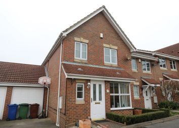 Thumbnail 3 bed end terrace house to rent in Drake Road, Chafford Hundred, Grays