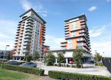 Thumbnail 2 bed flat for sale in Mast Quay, Woolwich