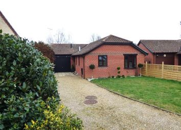 Thumbnail 3 bed bungalow for sale in Hethersett, Norwich
