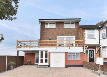 Thumbnail 5 bedroom end terrace house for sale in Sylvan Avenue, Chadwell Heath, Romford