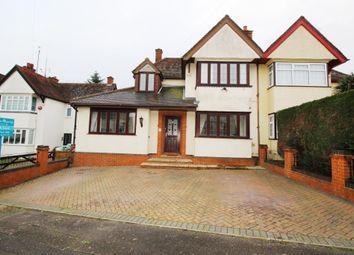 Thumbnail 4 bed semi-detached house for sale in Weald Rise, Tilehurst, Reading