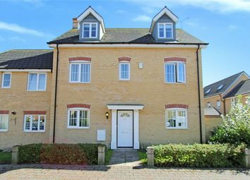 Thumbnail 5 bed semi-detached house for sale in Maskell Drive, Bedford
