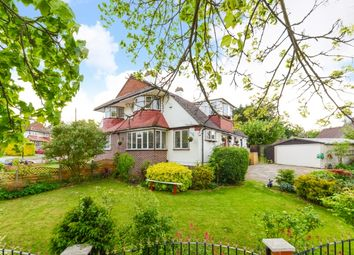 Thumbnail 3 bed semi-detached house for sale in Exford Road, London