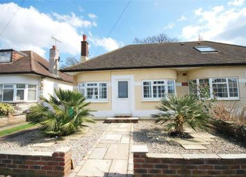 Thumbnail 2 bed bungalow to rent in Rosecroft Gardens, Twickenham