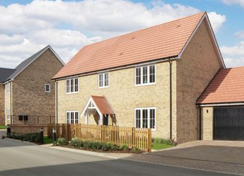 Thumbnail 4 bed detached house for sale in Wicken Lea, Newport, Saffron Walden, Essex