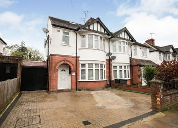 Thumbnail 5 bed semi-detached house for sale in Wychwood Avenue, Luton