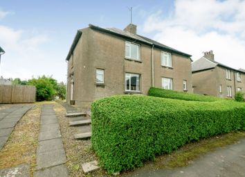 Thumbnail 3 bed semi-detached house for sale in Hawley Road, Falkirk