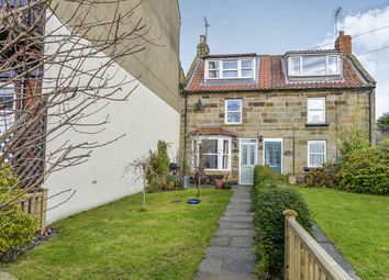 Thumbnail 3 bed semi-detached house for sale in High Street, Hinderwell, Saltburn-By-The-Sea