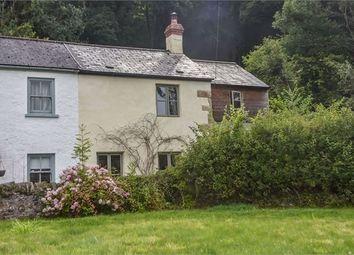 Thumbnail 2 bed cottage for sale in Woodgate Cottages, Liverton, Newton Abbot, Devon.