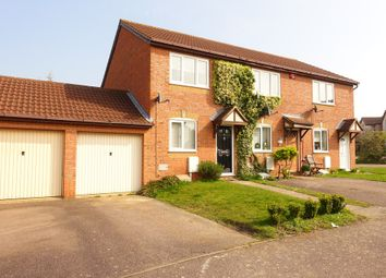 Thumbnail 2 bed end terrace house to rent in Moeran Close, Browns Wood, Milton Keynes