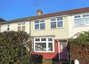 Thumbnail 3 bed terraced house for sale in Recreation Avenue, Romford, Essex
