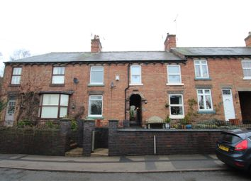 Thumbnail 2 bed terraced house for sale in Milton Road, Repton, Derby