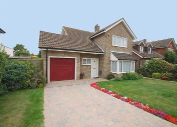 Thumbnail 3 bed detached house for sale in Seaton Avenue, Hythe