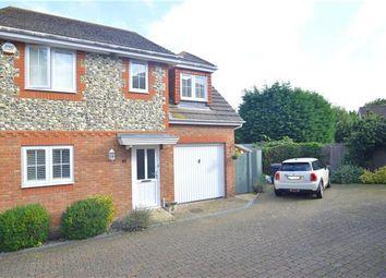 Thumbnail 3 bed semi-detached house for sale in Pippins Close, Tonbridge, Kent