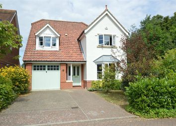 Thumbnail 4 bed detached house for sale in Stan Petersen Close, Norwich, Norfolk