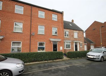 Thumbnail 4 bed town house for sale in Allerton Close, Northallerton