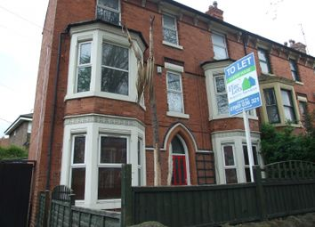 Thumbnail 4 bed semi-detached house to rent in Gregory Boulevard, Nottingham