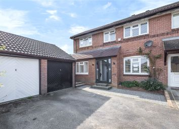 Greystoke Drive, Ruislip, Middlesex HA4. 4 bed end terrace house