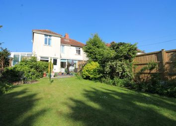 Thumbnail 4 bed semi-detached house for sale in Ham Green, Pill, North Somerset